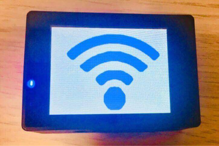 WiFi画面
